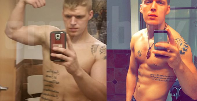 Crazy Bulk Before and After